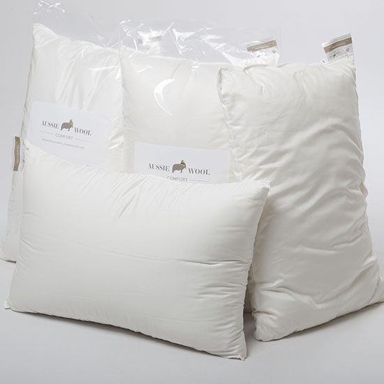 Australian Made Pure Cotton Pillow Cases